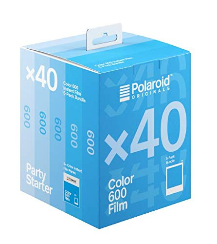 Polaroid Originals - 4962 - Color Film for i-Type - 40 Fotos Film Pack