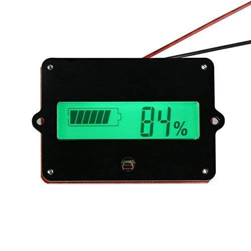 Yosoo(TM) Testeur de capacité de batterie à écran LCD pour les batteries au lithium-polymère et Plomb-acide 12 V - 48 V