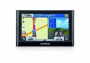 Garmin nüvi 55 LT Navigationsgerät (12,7 cm (5 Zoll) Touchscreen, CN Kartenmaterial für Zentraleuropa, TMC Pro)