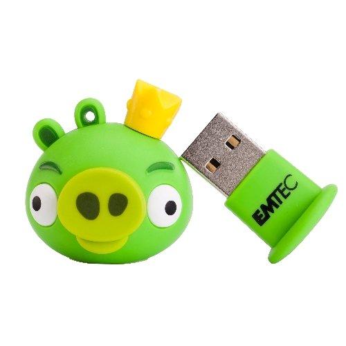 Foto Emtec Angry Birds EKMMD4GA101 Memoria USB portatile