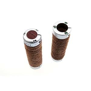 BROOKS poignée cuir (Design: Marron Antique) Poignée standard