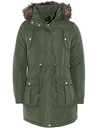 Suchergebnis Auf Amazonde Für Ebay Oder Pelz Mantel 48 Damen