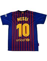 a549cb051c95f Camiseta 1ª equipación del FC. Barcelona 2018-2019 - Replica Oficial  Licenciado - Dorsal