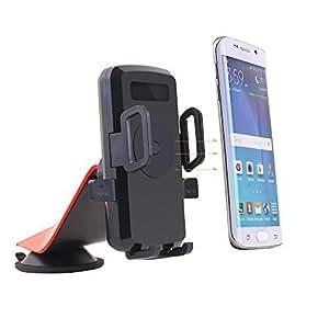 Antye Qi voiture Chargeur sans fil avec Universal Dock Orienting pare-brise / Mount Dashboard pour Samsung S6 S6 Edge, Note 4, Nexus 6, Nokia Lumia 920, LG G3 G4, HTC 8x et autres téléphones sans fil Qi Chargeur