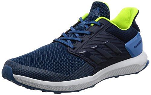 adidas Rapidarun K, Chaussures de Tennis Mixte Enfant Bleu (Azubas/maruni/ftwbla)
