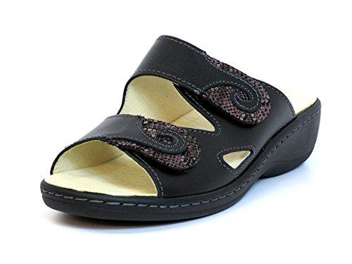 Longo Donna Sabot nero, (schwarz) 42.463-1 schwarz