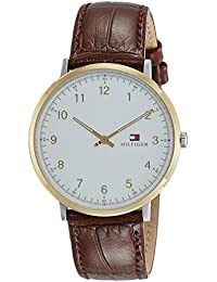 Tommy Hilfiger Analog White Dial Men's Watch - TH1791340J