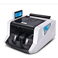 Pantalla Digital Contador de dinero Euro Dólar Bill dinero en efectivo contando máquina