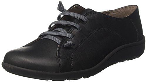 GRÜNLAND Sc3608, Sneaker a Collo Basso Donna Nero