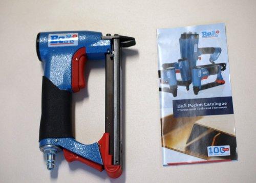 BeA -Tacker Nagler -Drucklufttacker Druckluftnagler Profi-Gerät 380/16-420