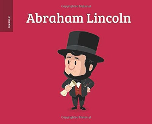 Pocket Bios: Abraham Lincoln (Picture Book Lincoln Of Abraham A)