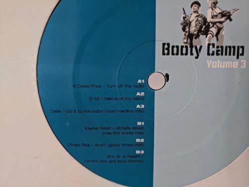 Booty Camp Volume 3 [Vinyl Single 12''] (Booty Camp)