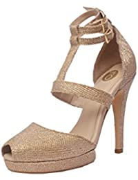 iLO Women's Artificial Leather Heels
