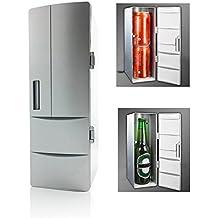 Refrigerador USB,Mini refrigerador de la bebida de la bebida del Portable / refrigerador más caliente de la oficina para el hogar, el ordenador portátil, la PC o el coche