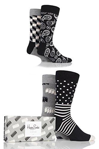 Happy Socks - Optic Gift Box - S/M - 36/40