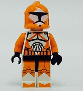 Lego Star Wars Bomb Squad Clone Trooper Minifigure by LEGO