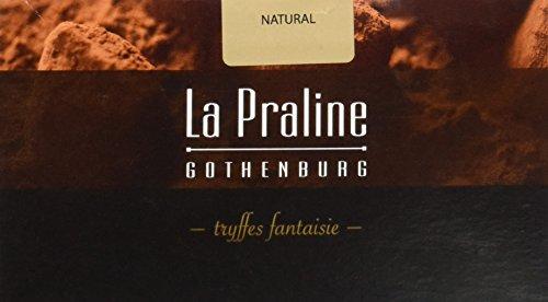 La Praline Gothenburg - Trüffel Pralinen Naturell 200 g