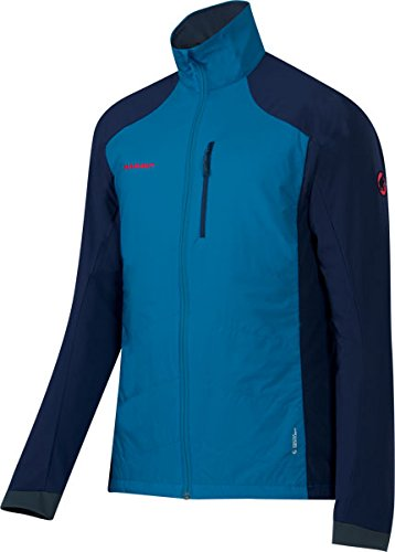 Mammut Foraker Hybrid Light Jacket dark cyan-marine