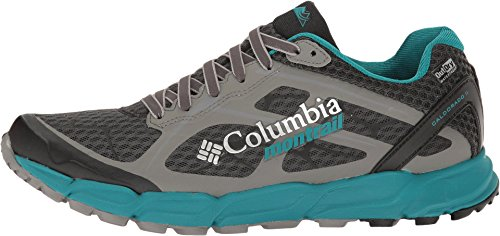 Columbia Caldorado Ii Outdry, Chaussures de Running Compétition Femme Gris (Dark Grey, Sea Level 089)