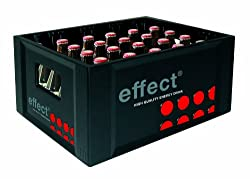 effect HIGH QUALITY ENERGY DRINK (24 x 0,20l) Glasbottle