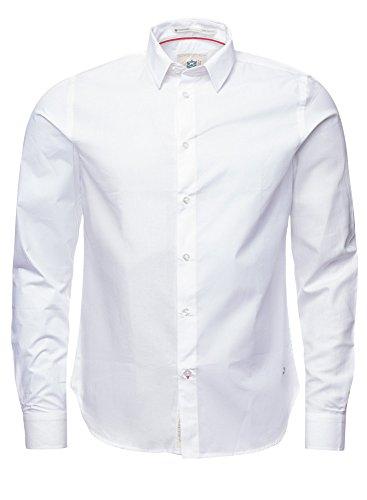 Freeman T. Porter -  Camicia Casual  - Uomo bianco XXL