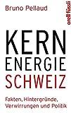 Kernenergie Schweiz: Fakten, Hintergründe, Verwirrungen und Politik - Bruno Pellaud
