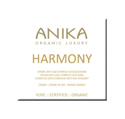 Anika Organic Luxury Bio Creme Anti-Age Komplex ausgleichend, Harmony, 1er Pack (1 x 3 ml)