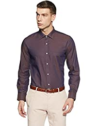 Arrow Men's Paisley Regular Fit Business Shirt