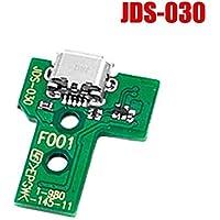 Ociodual Placa Conector de Carga Micro USB para Mando Play Station PS 4 JDS 030 Dualshock