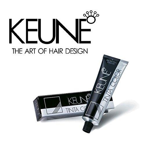 Keune Tinta Permanente Haarfarbe, blonde Farbtöne, 60-ml-Tube - wählen Sie Ihren Farbton -
