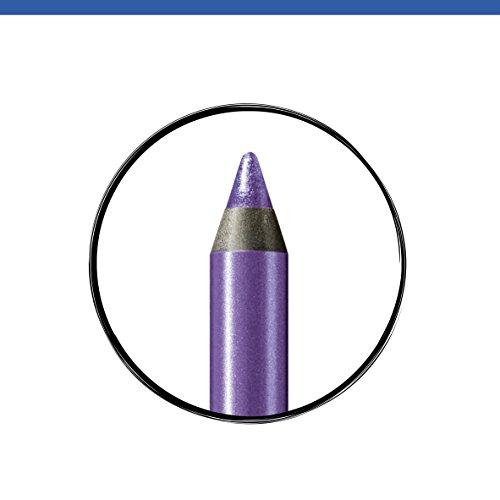 Bourjois Contour Clubbing Waterproof Eye Pencil Eyeliner and Eyeshadow 47 Purple Night, 1.2g