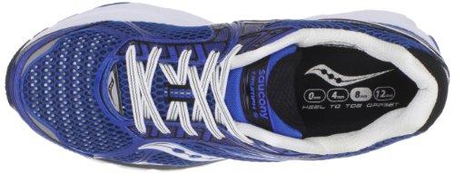 SAUCONY Saucony powergrid triumph 9 scarpe sportive running uomo BLU/BLACK/WHITE
