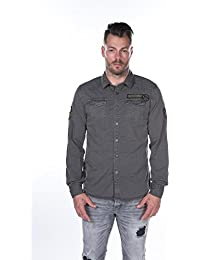 CHEMISE ALONE Deeluxe Homme