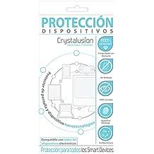Crystalusion - Protector Pantalla Universal Cristal Liquido