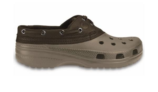 39f7e8bb679 Crocs - Islander - Khaki / Chocolate - 5 uk [Apparel]: Amazon.co.uk: Shoes  & Bags
