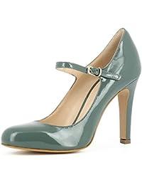 Evita Shoes CRISTINA Damen Pumps Lack