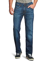 Wrangler - Texas Stretch - Jeans - Coupe droite - Homme