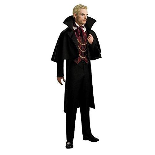 Der Baron Gr. STD Karneval Fasching Verkleidung Mottoparty Kostüm Party Vampir