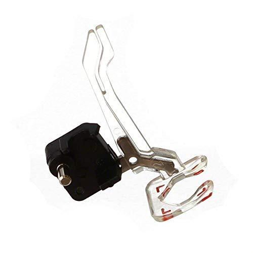 YICBOR Free Motion Open Toe Foot #820544096 für Pfaff Select 2.0, Select 2.2, Select 3.0, Select 3.2 Select 4.0, Select 4.2 - Free Motion Open Toe Foot