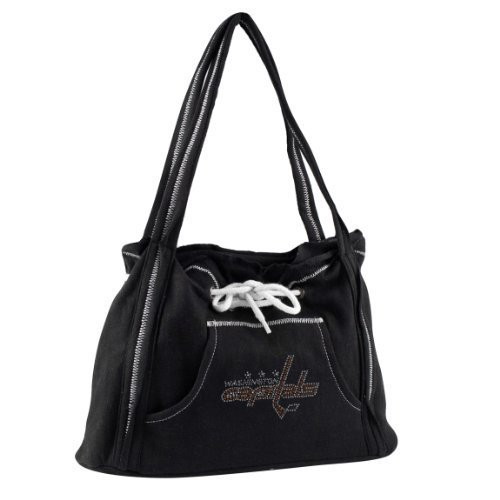 nhl-washington-capitals-sport-noir-hoodie-purse-black-by-littlearth
