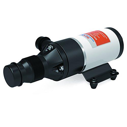 Seaflo 12V Zerkleinerer Wasser Abfall Pumpe 45LPM 12GPM WC-RV Trailer Camper marine Boot -
