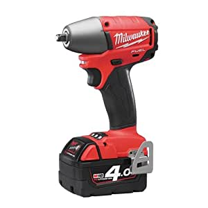 Milwaukee CIW38-402C M18 3/8-inch Fuel Compact Impact Wrench