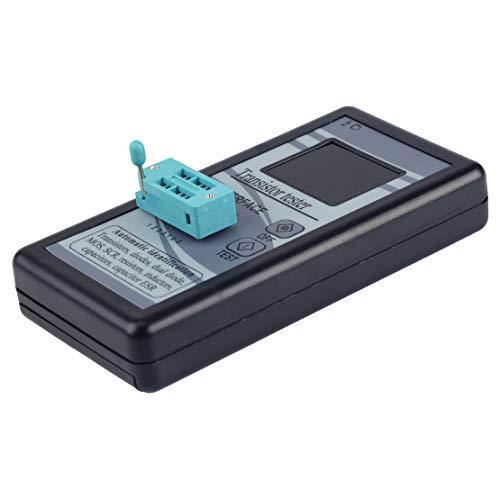 LETAOSK Messgerät Transistor Tester Kapazität SCR Induktivität M328 LCD-Display