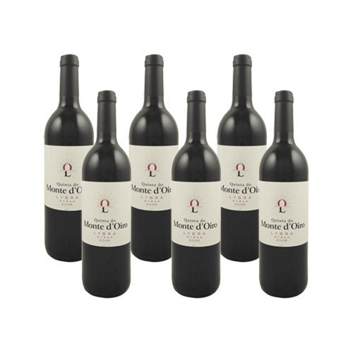 Quinta do Monte dŽoiro Lybra Syrah - Vino Rosso - 6 Bottiglie