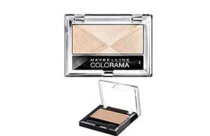 Maybelline Colorama Mono Eyeshadow Light Gold 501