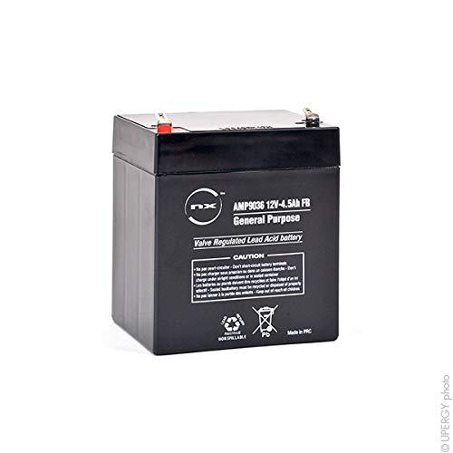 NX - Batterie plomb AGM S 12V-4.5Ah FR 12V 4.5Ah T1 - Unité(s)