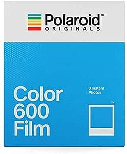 Polaroid Originals Instant Film Color Film for 600, White (4670)