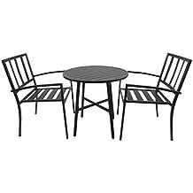 Amazon.es: conjunto mesas y sillas comedor - Outsunny