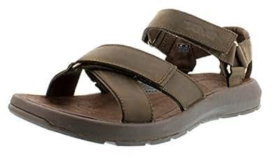 Teva  Berkeley Sandal M's, Sandales sport et outdoor homme - Marron - Braun (914 turkish coffee), 45.5 EU