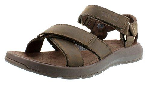 Teva Berkeley Sandal M's, Herren Sport- & Outdoor Sandalen, Braun (914 turkish coffee), 40.5 EU (7 Herren UK)